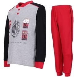 Abbigliamento Bambino Pigiami / camicie da notte A.c. Milan Pigiama Multicolore