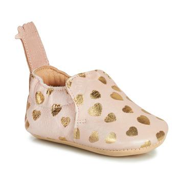 Scarpe Unisex bambino Pantofole Easy Peasy BLUMOO Rosa