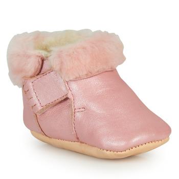 Scarpe Bambina Pantofole Easy Peasy FOUMOU Rosa