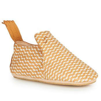 Scarpe Unisex bambino Pantofole Easy Peasy BLUBLU Cognac