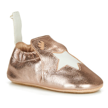 Scarpe Unisex bambino Pantofole Easy Peasy BLUBLU ETOILE Rosa / Oro