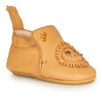 Scarpe Unisex bambino Pantofole Achile BLUBLU LION Cognac