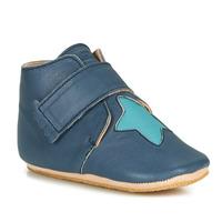 Scarpe Unisex bambino Pantofole Easy Peasy KINY ETOILE Blu