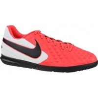 Scarpe Uomo Sport Indoor Nike Tiempo Legend 8 Club IC rosso