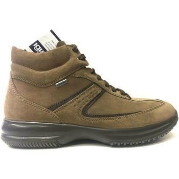 Scarpe Uomo Sneakers alte Igi&co ATRMPN-17998 Beige