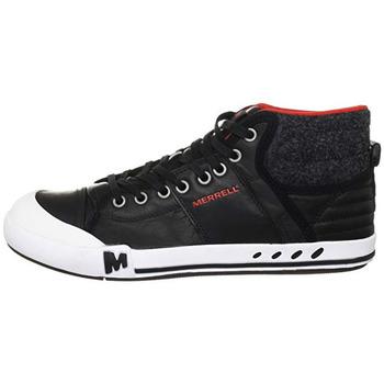 Scarpe Uomo Sneakers alte Merrell ATRMPN-18000 Nero