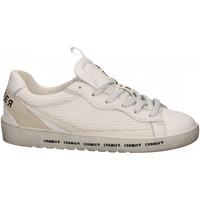 Scarpe Donna Sneakers basse Cromier TECNO NAPPA bianco