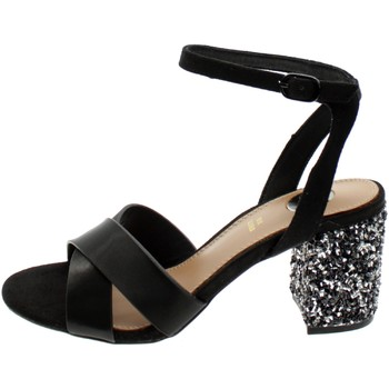Scarpe Donna Sandali Exé Shoes ADELE-447 Nero