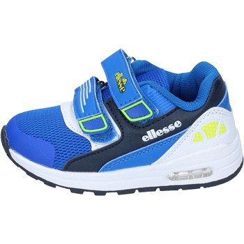 Scarpe Bambino Sneakers basse Ellesse BN655 Blu