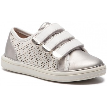 Scarpe Bambina Sneakers basse Mayoral ATRMPN-18093 Bianco