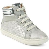 Scarpe Bambina Sneakers alte Mayoral ATRMPN-18105 Argento