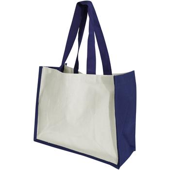 Borse Donna Tote bag / Borsa shopping Westford Mill W422 Blu navy