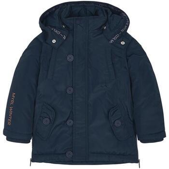 Abbigliamento Unisex bambino Giubbotti Mayoral ATRMPN-18115 Blu