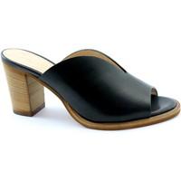 Scarpe Donna Ciabatte Les Venues LES-E20-5725-NE Nero