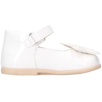 Scarpe Bambina Ballerine Florens J000360B Bianco