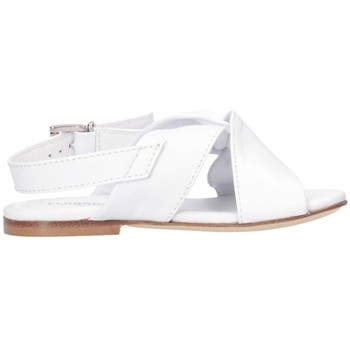 Scarpe Bambina Sandali Florens J055450B Bianco