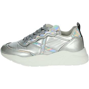 Scarpe Donna Sneakers basse Munich 8770022 ARGENTO