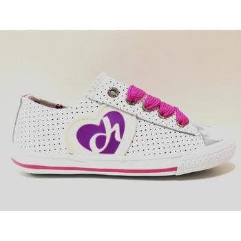 Scarpe Bambina Sneakers Deha ATRMPN-18131 Bianco