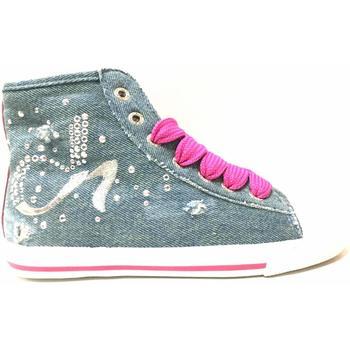 Scarpe Donna Sneakers alte Deha ATRMPN-18132 Blu