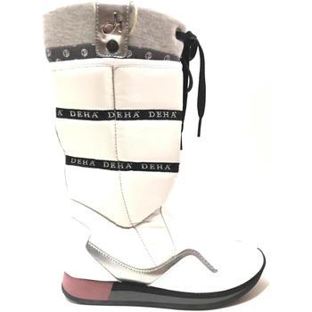 Scarpe Bambina Stivaletti Deha ATRMPN-18134 Bianco