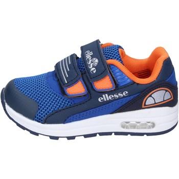 Scarpe Bambino Sneakers basse Ellesse BN666 Blu