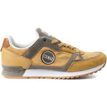 Scarpe Sneakers Colmar TRAVIS SUPREME 072 Giallo