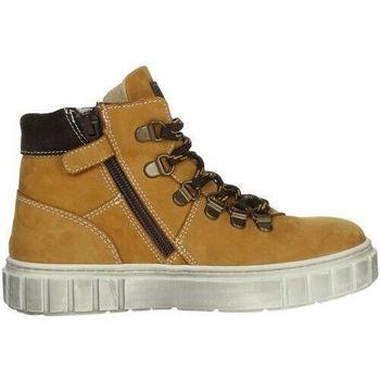 Scarpe Bambino Sneakers alte NeroGiardini A933721M Giallo
