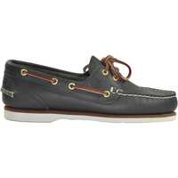 Scarpe Donna Mocassini Timberland Classic Boat Shoes Medium Navy 72332  Blu