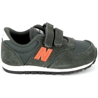 Scarpe Unisex bambino Sneakers basse New Balance IV420 BB Vert Orange Verde