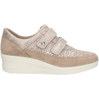 Scarpe Donna Sneakers basse Enval 52621 Taupe