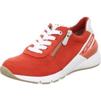 Scarpe Donna Sneakers basse Marco Tozzi 222373934621 Rosso