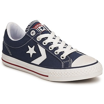 Scarpe Bambino Sneakers basse Converse STAR PLAYER CANVAS OX Marine