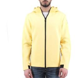 Abbigliamento Uomo Giubbotti Sunstripes Appio Hoody Jacket Giallo  SNSAPPIO1U 00238 Giallo
