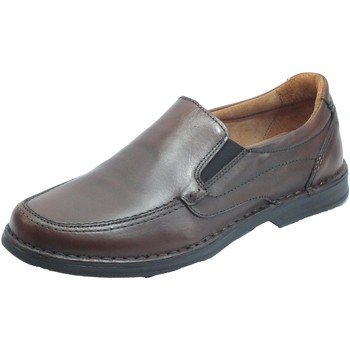 Scarpe Uomo Mocassini Zen cra Mocassini Uomo pelle Flex Light Eco Friendly Memory Confort Ocra