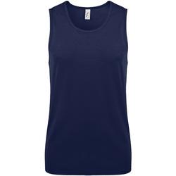 Abbigliamento Uomo Top / T-shirt senza maniche Sols SPORT TT MEN Azul