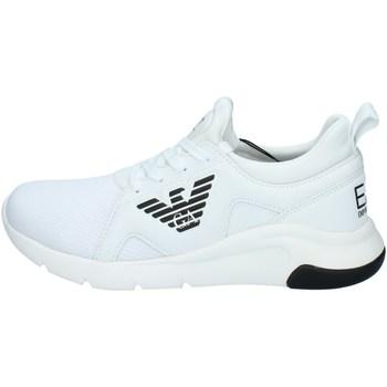 Scarpe Sneakers basse Emporio Armani EA7 X8X056 XCC56 bianco