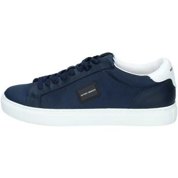Scarpe Unisex bambino Sneakers basse Antony Morato MKFW00141 LE500121 blu