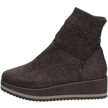 Scarpe Donna Sneakers alte 06 Milano OSEDSCTR0259 Slip on Donna nero nero