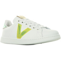 Scarpe Donna Tennis Victoria Tenis Hologramme Bianco