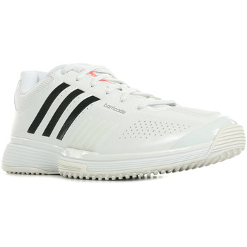Scarpe Donna Tennis adidas Originals Adipower Barricade Wn's Bianco