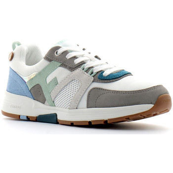 Scarpe Donna Sneakers basse Faguo Willow Blanc