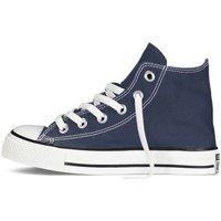Scarpe Bambino Sneakers alte Converse Scarpe Bambino All Star HI Canvas Blu
