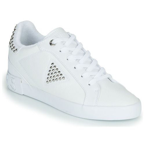 Scarpe Donna Sneakers basse Guess PAYSIN Bianco