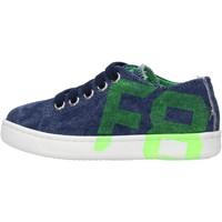 Scarpe Bambino Sneakers basse Falcotto - Sneaker blu ALANIS-1C90 BLU
