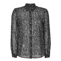 Abbigliamento Donna Camicie Ikks BR12025 Nero
