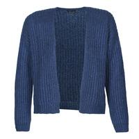 Abbigliamento Donna Gilet / Cardigan Ikks BR17015 Marine