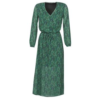 Abbigliamento Donna Abiti lunghi Ikks BR30095 Verde