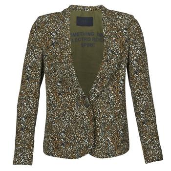 Abbigliamento Donna Giacche / Blazer Ikks BR40005 Kaki
