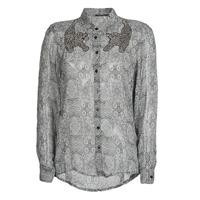 Abbigliamento Donna Camicie Ikks BR12055 Nero