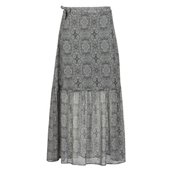 Abbigliamento Donna Gonne Ikks BR27085 Nero